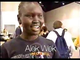 Alek Wek younger photo two at alchetron.com
