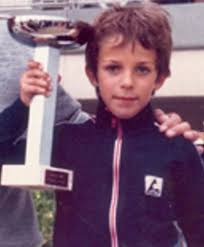 Alessandro Del Piero childhood photo two at pinterest.com