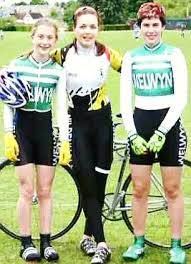 Laura Trott younger photo two at dailymail.co.uk