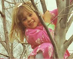 Lauren Conrad childhood photo one at dailymail.co.uk