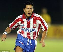 Diego Simeone younger photo two at dailymail.co.uk