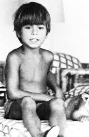 Enrique Iglesias childhood photo one at snakkle.com