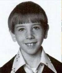Marilyn Manson childhood photo one at ranker.com