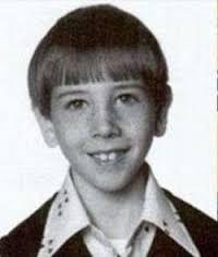 Marilyn Manson kindertijd foto een via ranker.com