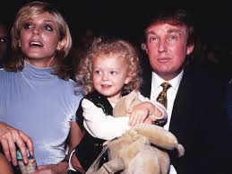 Tiffany Trump childhood photo two at people.com
