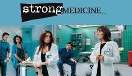 Allisyn Ashley Arm first movie: Strong Medicine