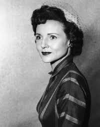 Betty White younger one at biography.com photo at biography.com