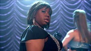 Alex Newell first movie:  Glee