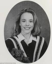 Rachel McAdams yearbook photo one at pinterest.com at pinterest.com