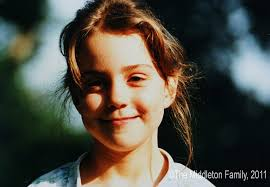Kate Middleton childhood photo two at dailymail.co.uk
