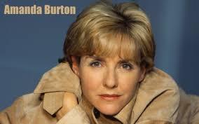 Amanda Burton , foto mais antiga um em fansshare.com