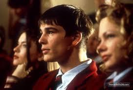 Josh Hartnett first movie:  Halloween H20: 20 Years Later