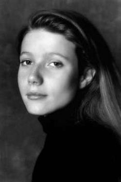 Gwyneth Paltrow yearbook photo one at pinterest.com at pinterest.com