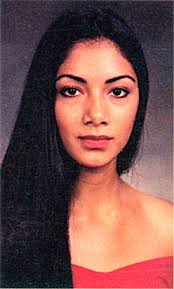 Nicole Scherzinger yearbook photo one at snakkle.com at snakkle.com