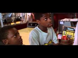 Aldis Hodge first movie:  Die Hard with a Vengeance