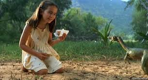 Camilla Belle first movie:  The Lost World: Jurassic Park