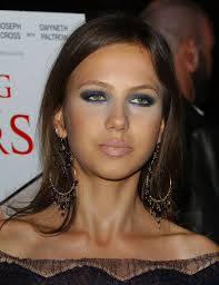 Allegra Versace - a celebridade a celebridade gostosa, linda, de origem italiana em 2020