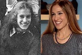 Sarah Jessica Parker yearbook photo one at snakkle.com at snakkle.com