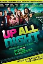 Sarah Gilman Erster Film: Up All Night