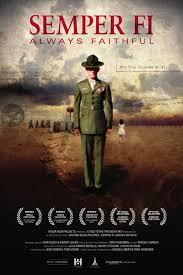 Primer película de Alex Burns:  Semper Fi (TV Movie)