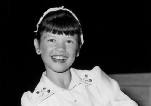 Catherine Zeta-Jones childhood photo one at Mirfaces.com