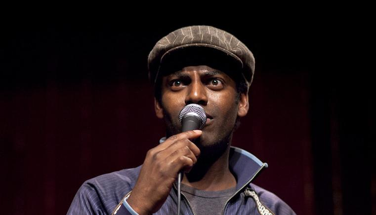Baron Vaughn - the cool, friendly, fun,  actor, comedian,   with Afro-American roots in 2017