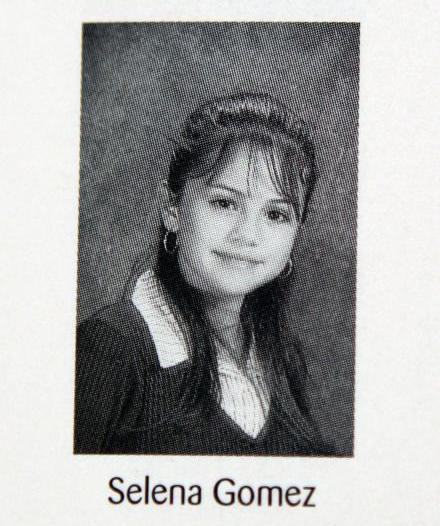 Selena Gomez yearbook photo one at oceanupped.wordpress.com at oceanupped.wordpress.com