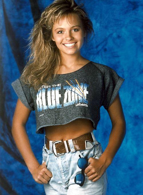 Pamela Anderson - foto más antigua dos en Izismile.com